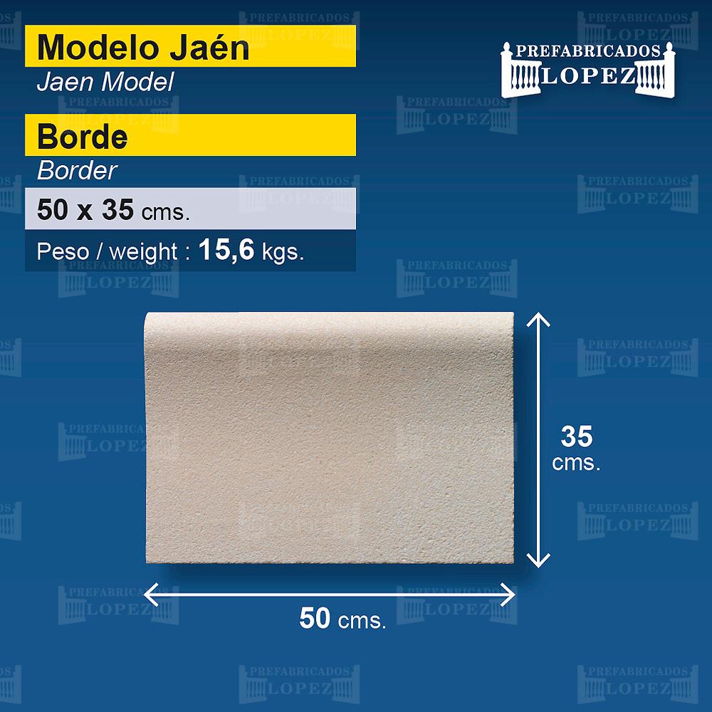 Modelo ja n 50x35 prefabricados l pez for Piscina jaen